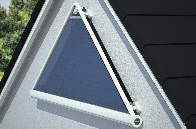 Store Triangulaire Markilux 893 Techniques Stores