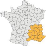 france - zone intervention